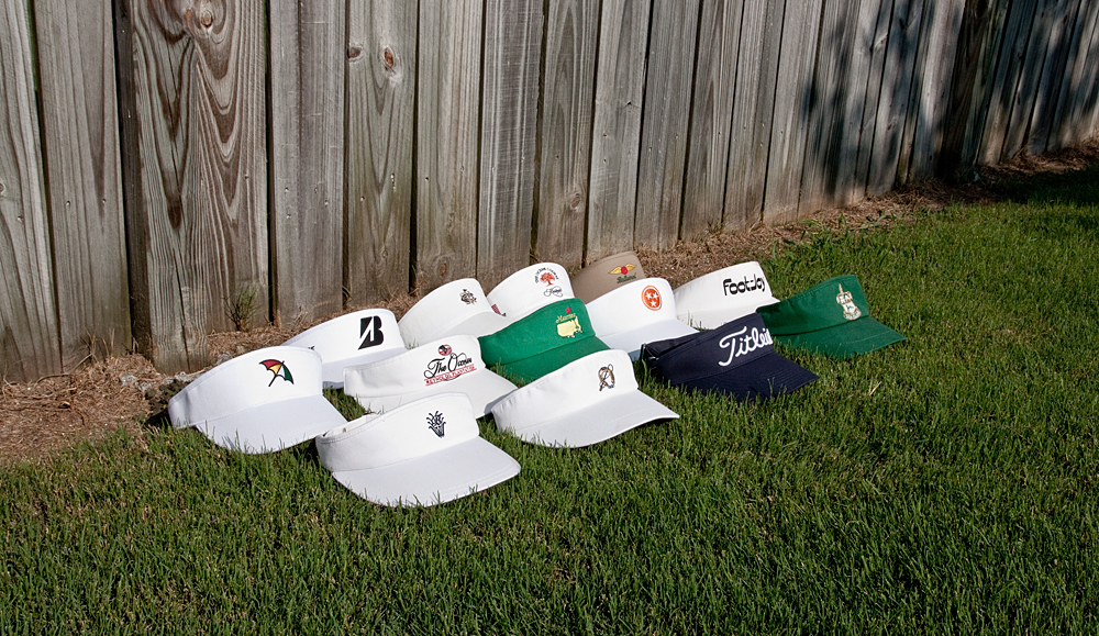 RCS Collection  The Tour Visor » Red Clay Soul a81f95ac7f3