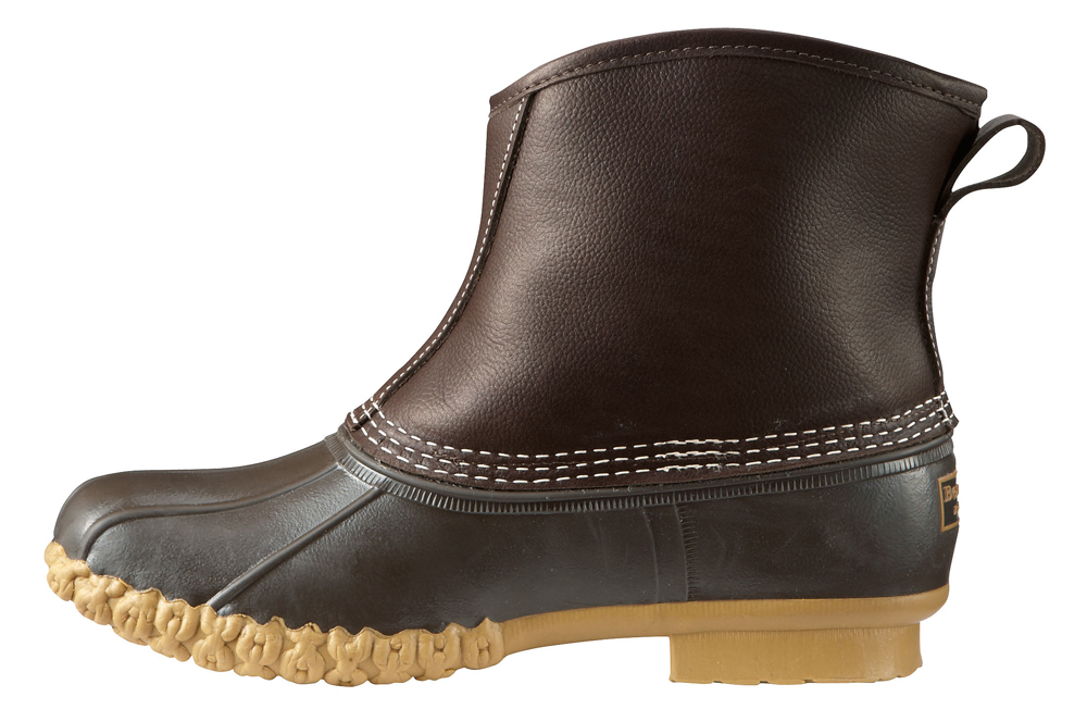 Women's Tumbled-Leather L.L.Bean Boots, 8 Shearling-Lined | Free Shipping at L.L.Bean