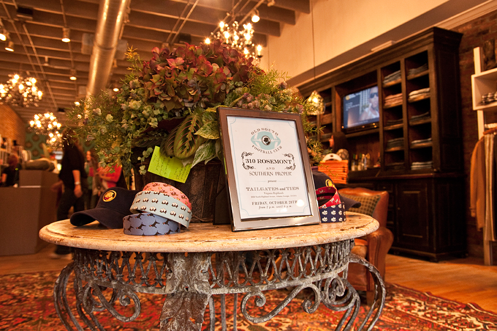 The Southern Proper Trunk Show @ 310 Rosemont