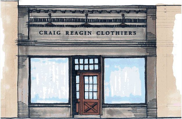Craig Reagin Clothiers – Family Tradition