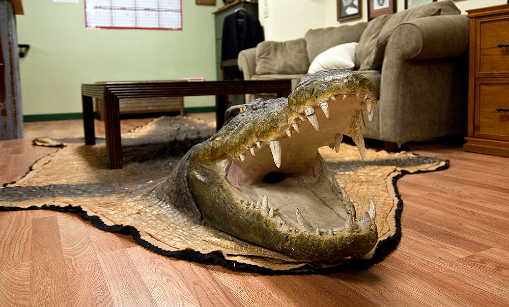 alligator rugs - rugs ideas