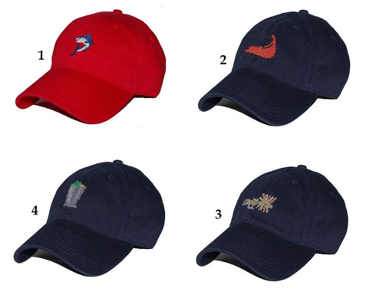 c93a4915f9d There s More  Smathers   Branson Needlepoint Hats