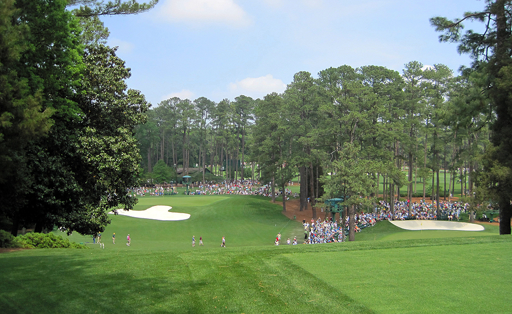 2012 Masters 6th Hole Green Red Clay Soul and then for hottest, ill stick with actresses, not porn stars and nude ...