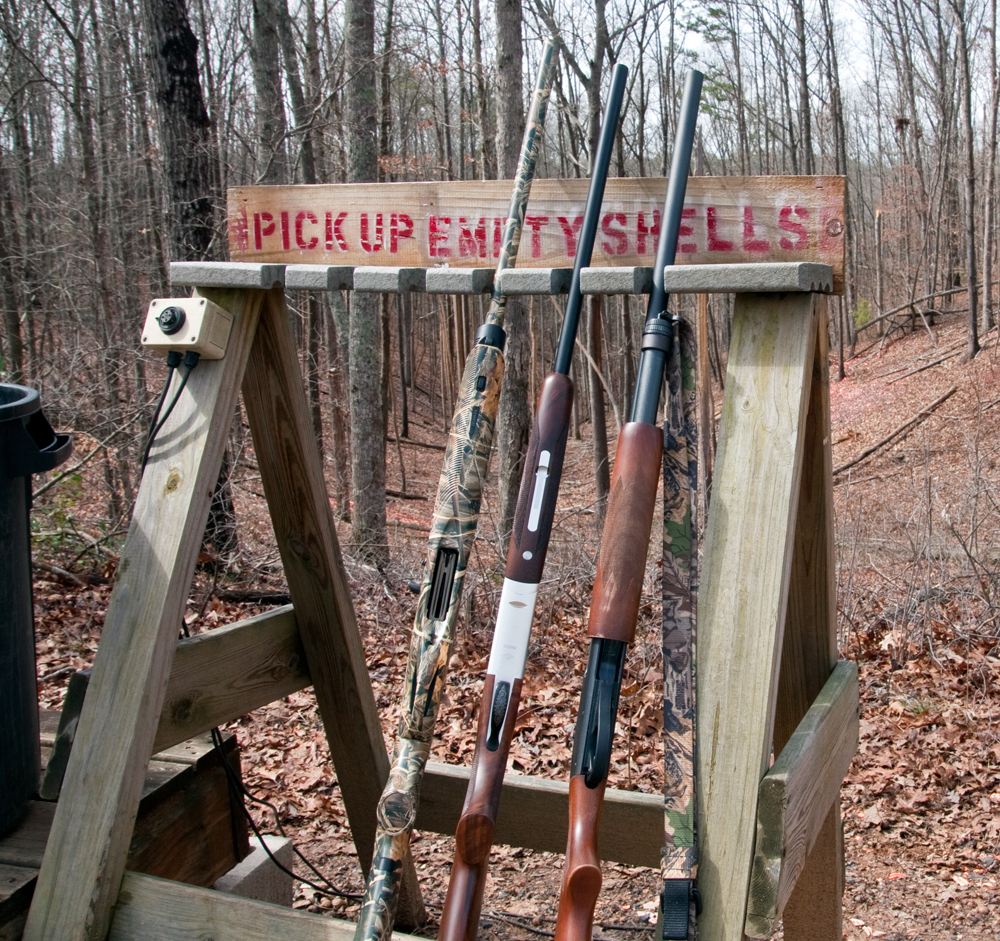 Sporting Clays Shooting Stand Plans - Bing images