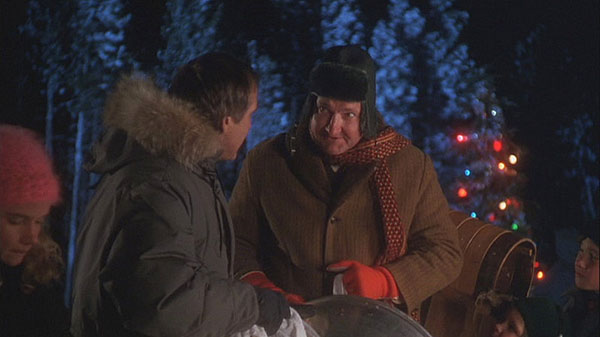 Christmas Vacation Sled.Christmas Vacation The Cousin Eddie Red Clay Soul