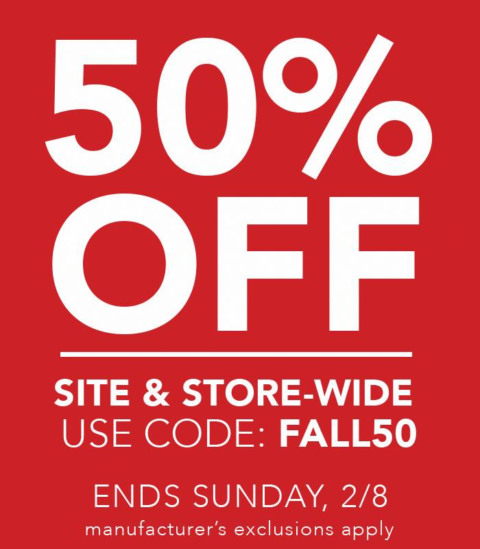 50% off Sitewide at Onward Reserve