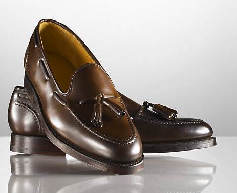 86ef0f0abbc And for you guys that like the tassels…their shell cordovan Marlow Tassel  loafers are on sale as well.