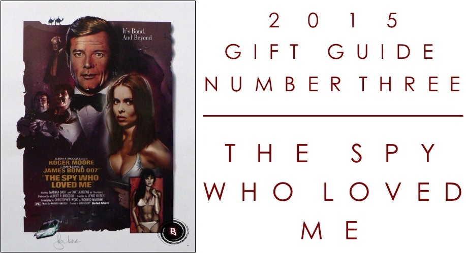 RED CLAY SOUL GIFT GUIDE #3: THE SPY WHO LOVED ME