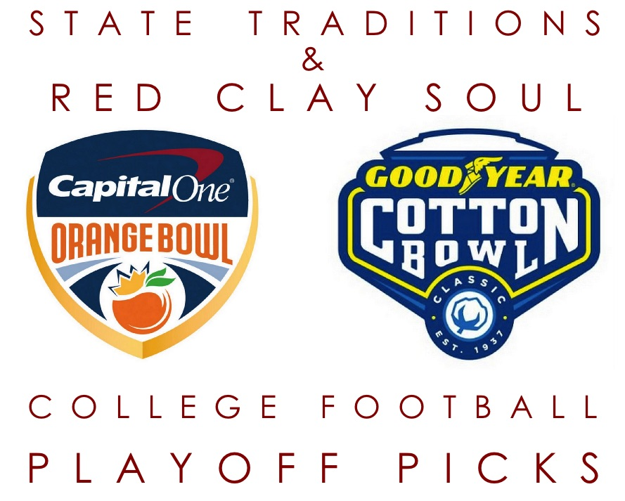 State Traditions X RCS Picks: The College Football Playoffs