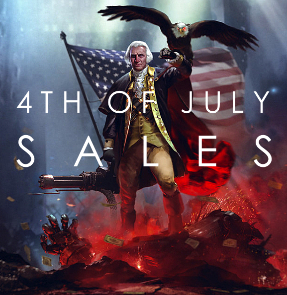 July 4th Sale Roundup