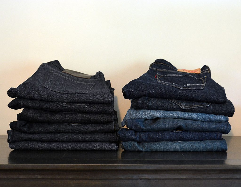 Getting To Work: Jeans Jeans and Jeans