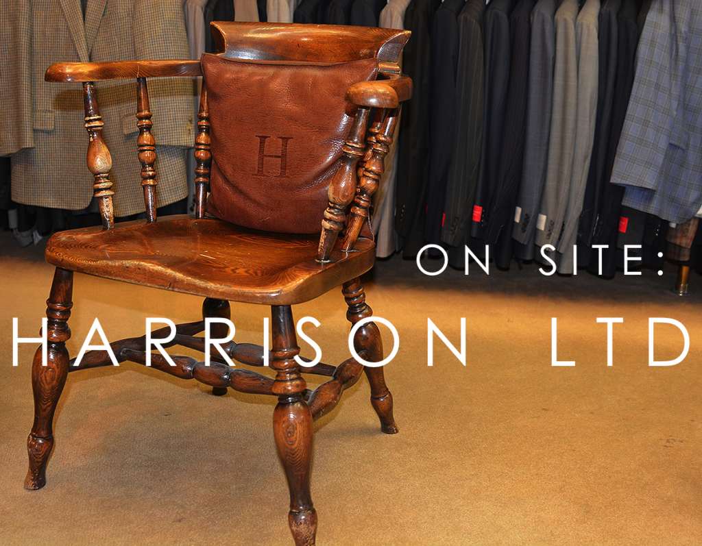 On Site: Harrison Limited
