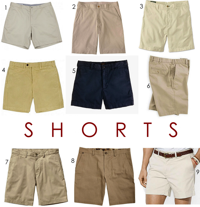 43b364706 An Ode  Polo Andrew Shorts