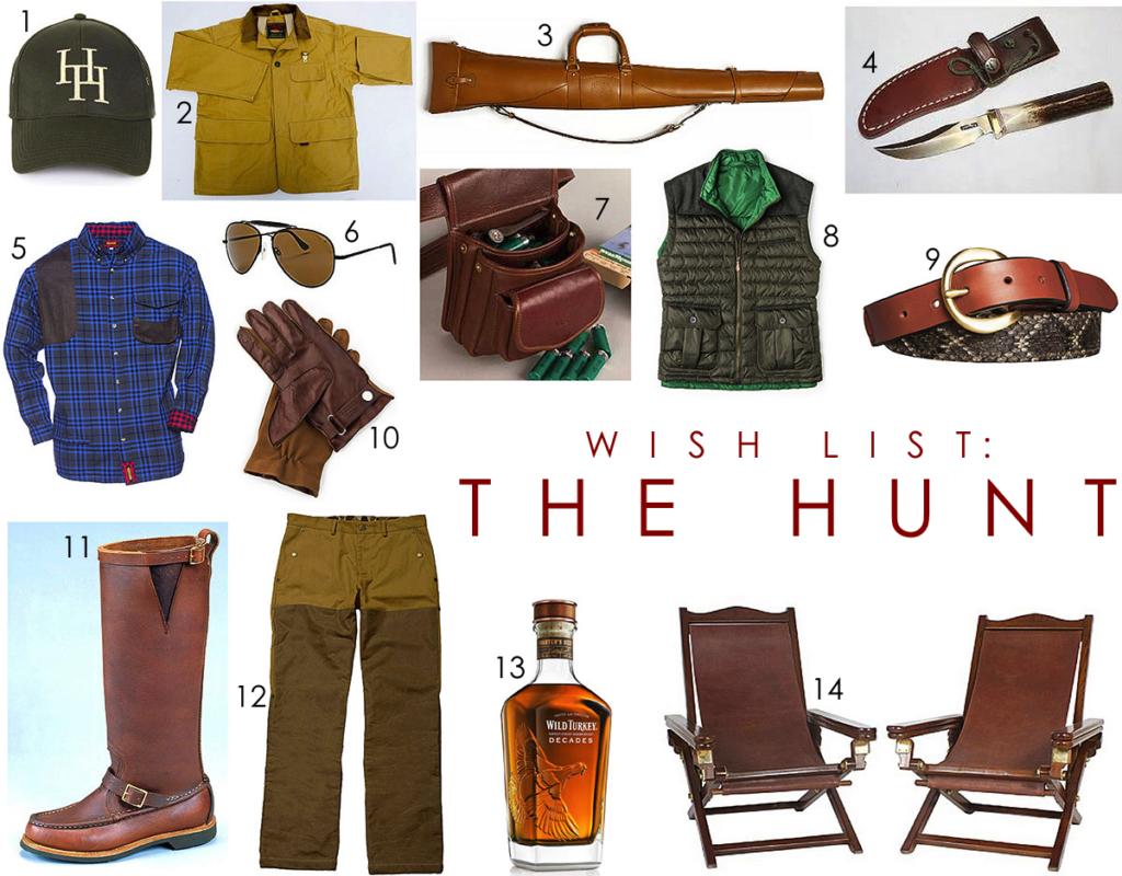 Wish List: The Hunt