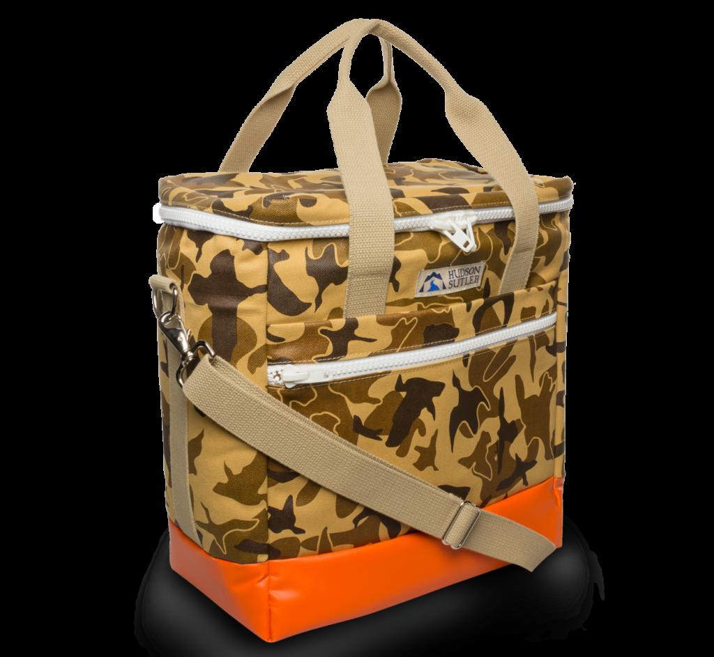Head's Up: The Hudson Sutler X Wm. Lamb & Son Cooler Bag