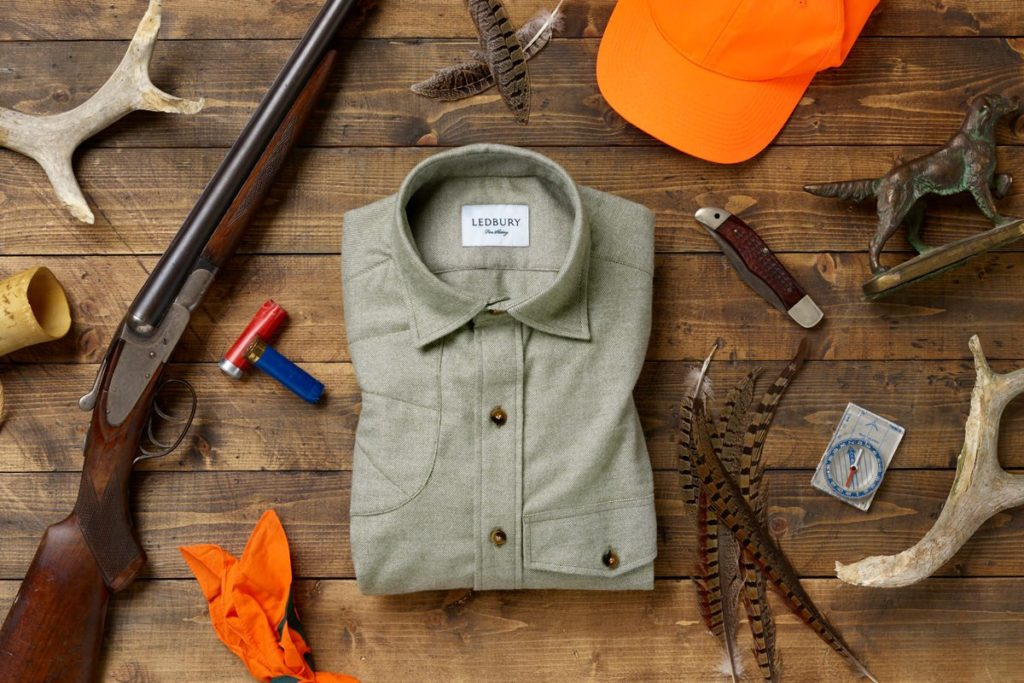 Ledbury Whitfield Hunting Shirt (Limited)