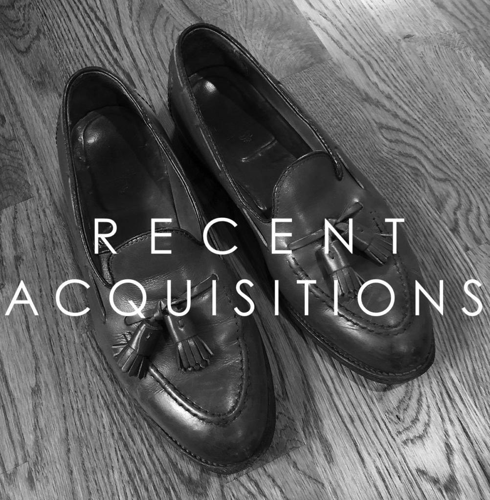 Recent Acquisitions