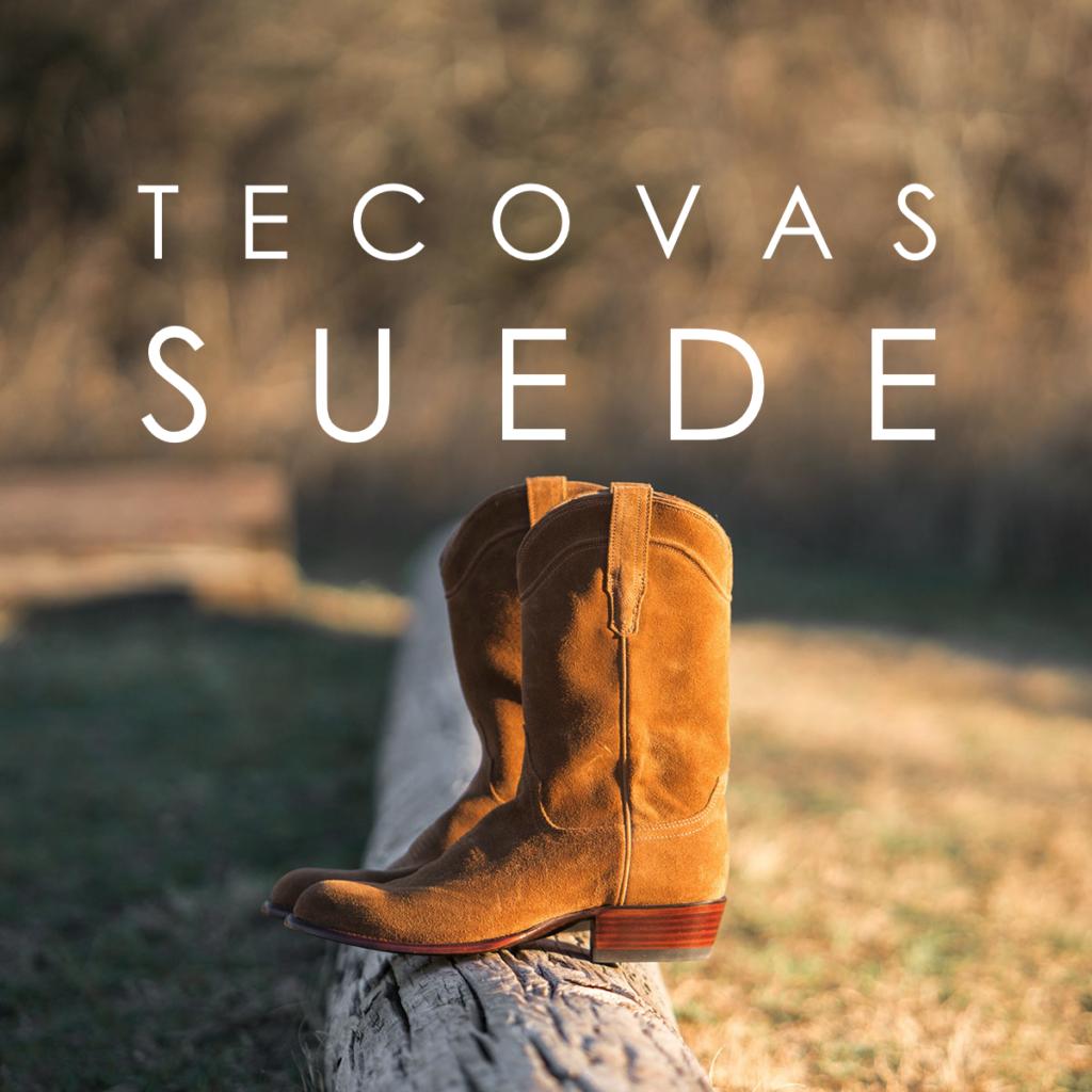 15c32ee51b3 Tecovas Suedes – Red Clay Soul