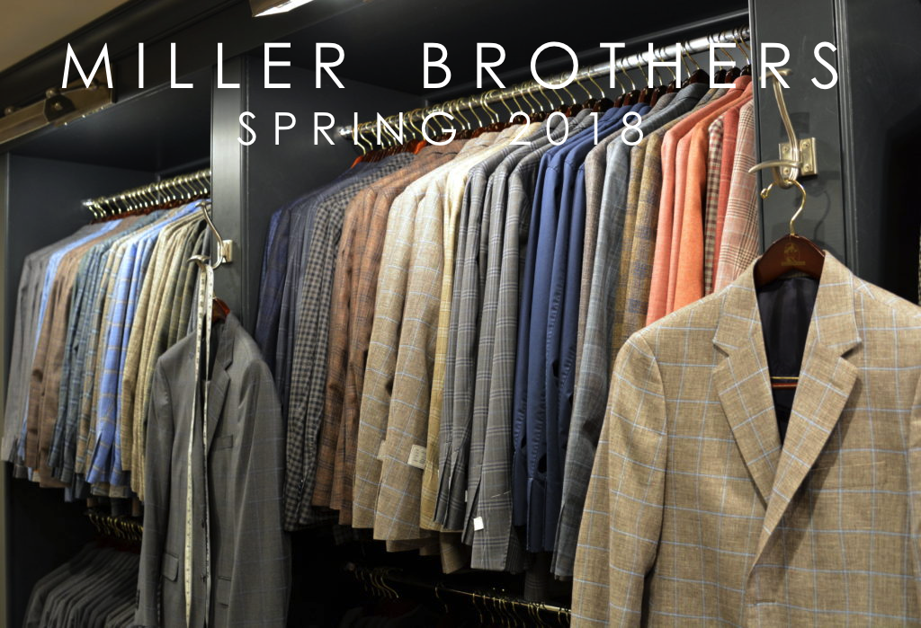 Miller Brothers in the Spring