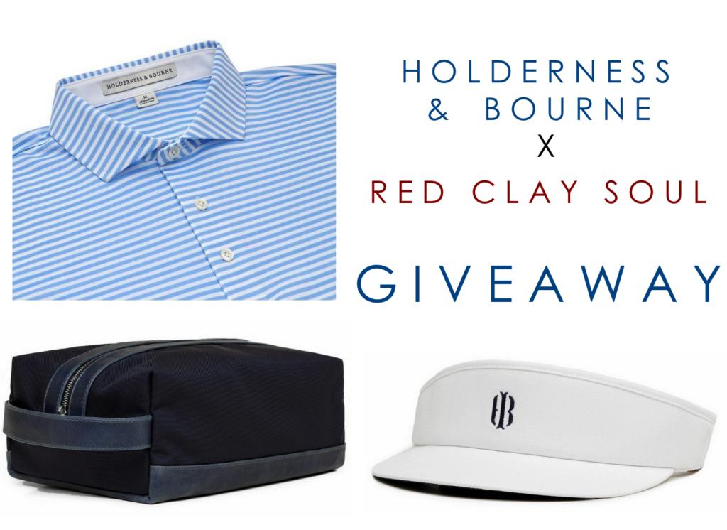 Holderness & Bourne Golf Giveaway