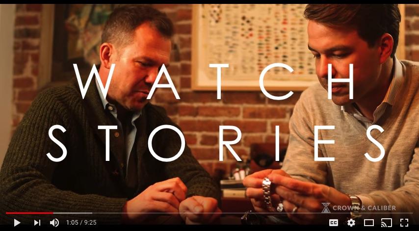 Watch Stories with Matt Hranek (And an Atlanta Event!)
