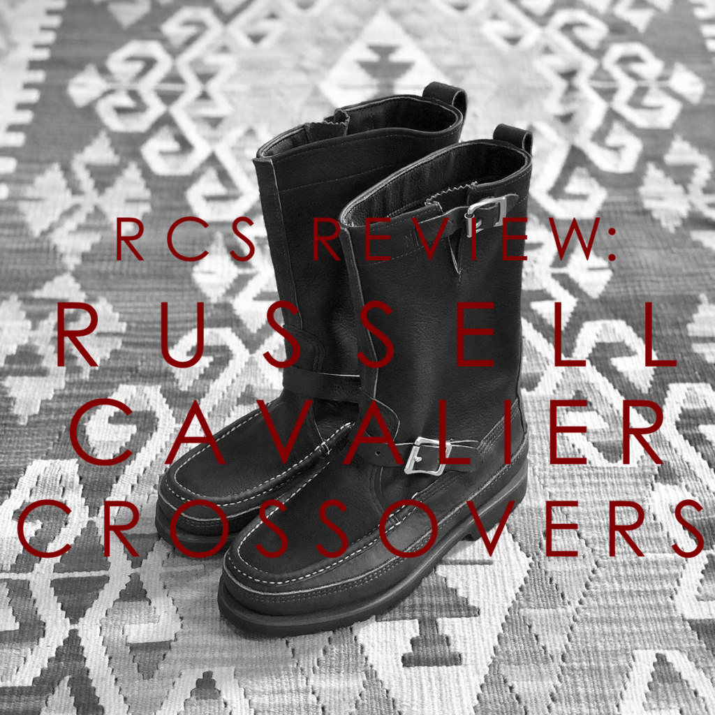 They're Here: The Russell Moccasin Cavalier Crossovers