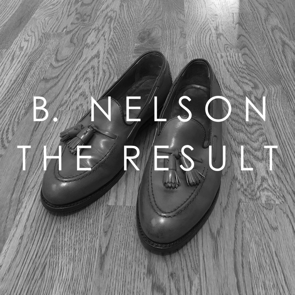 The B. Nelson Resole Experience: The Results