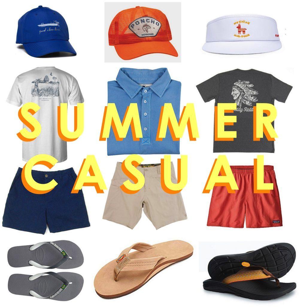 The Rundown: Summer Casual