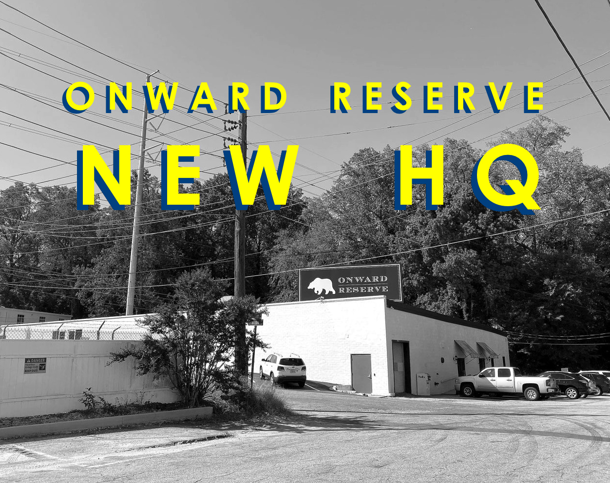 New HQ: Onward Reserve