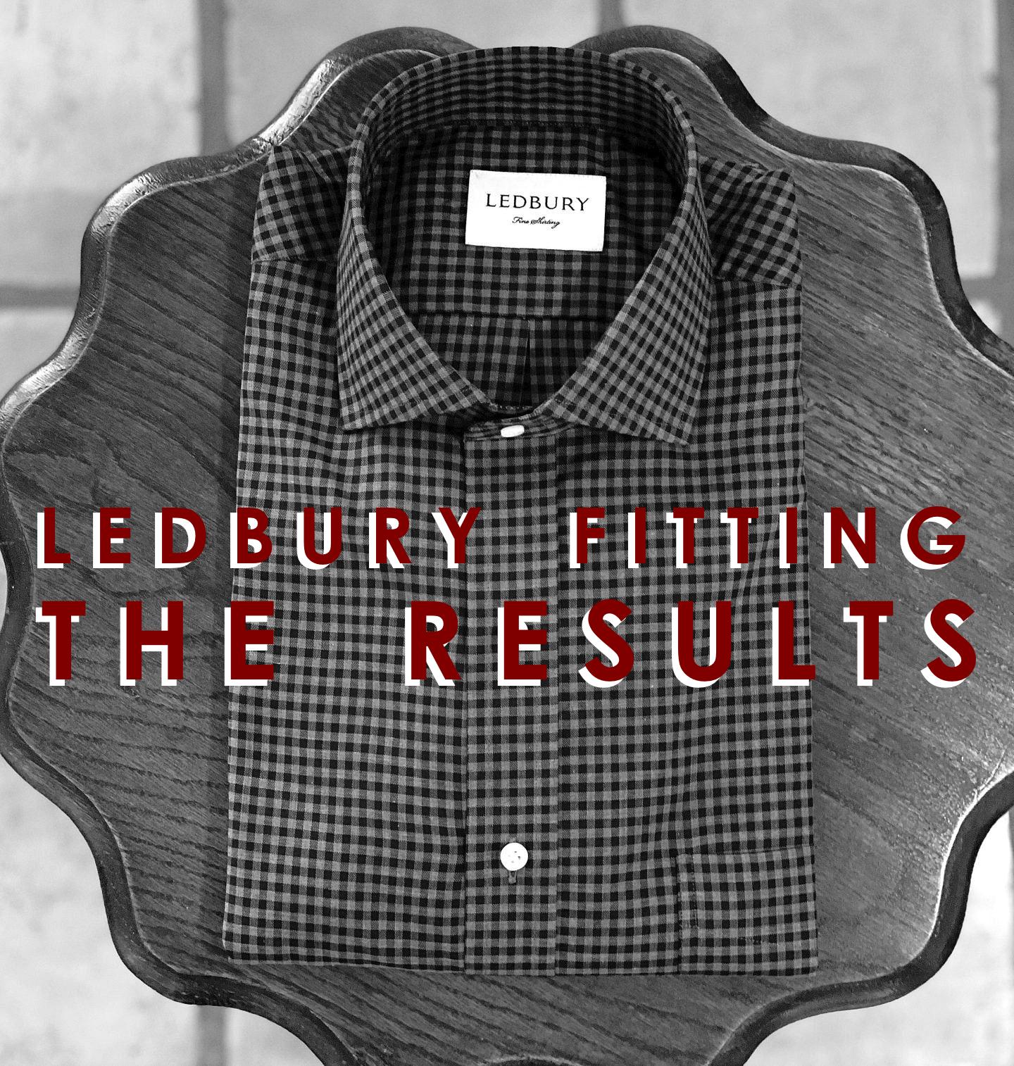 Ledbury Fitting: The Results