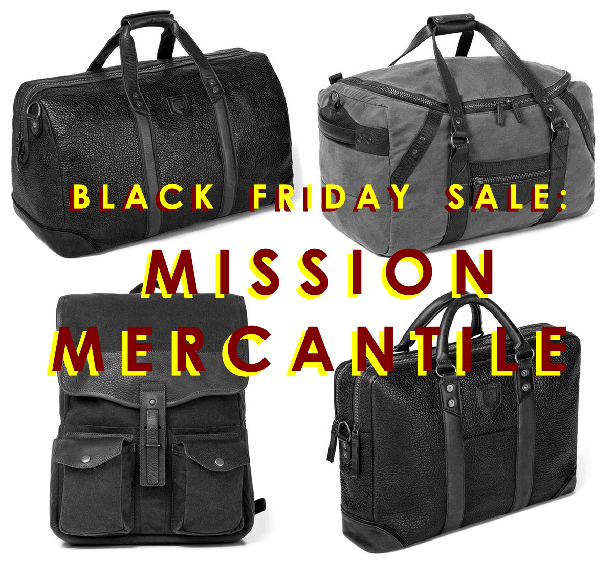 BF/CM Sale: Mission Mercantile