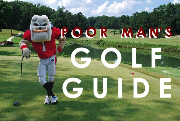 The Poor Man's Golf Gift Guide