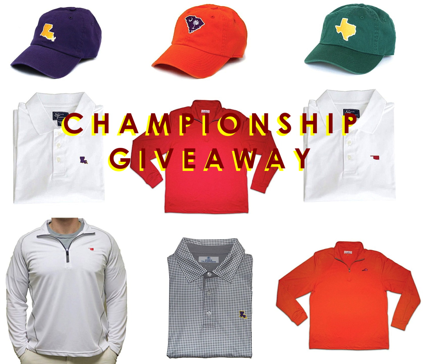 State Traditions Championship Week Giveaway