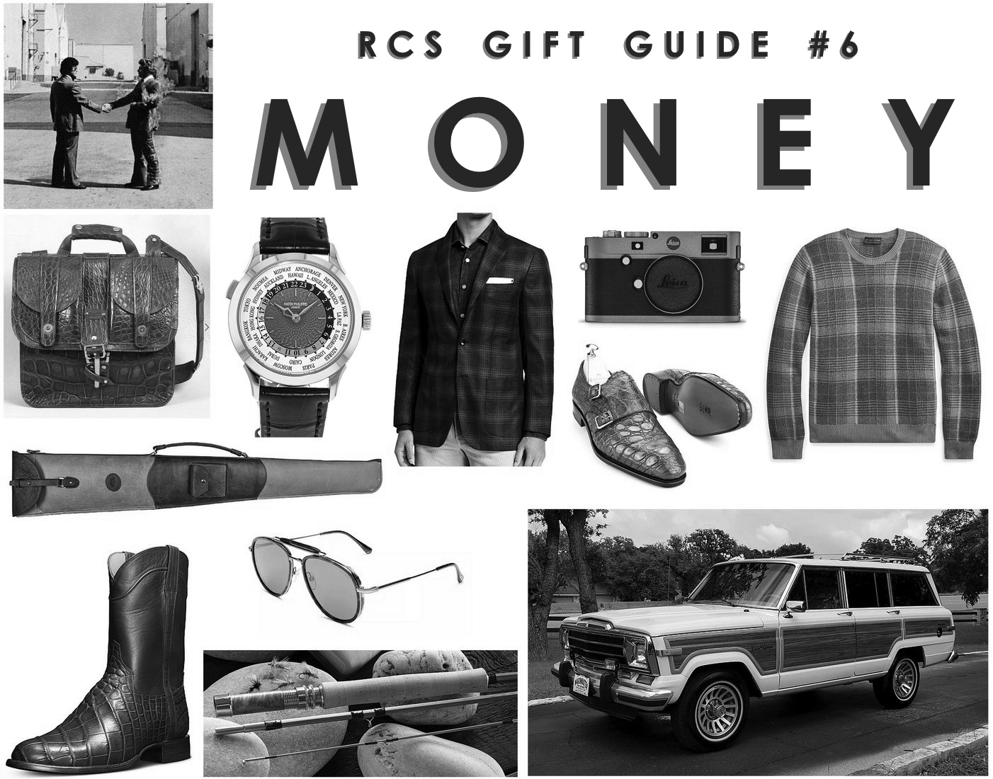 RCS Gift Guide #6: Money