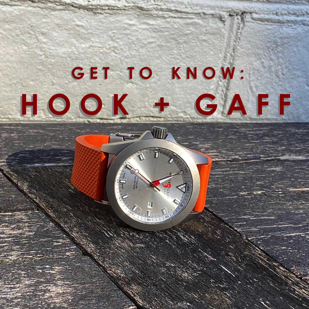 Behind the Brand: Hook + Gaff
