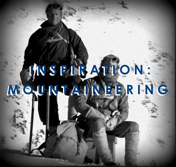 Inspiration: Vintage Mountaineering