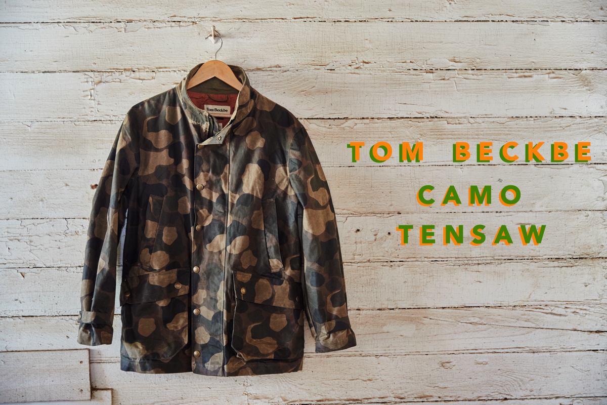 Now Available: The Tom Beckbe Camo Tensaw
