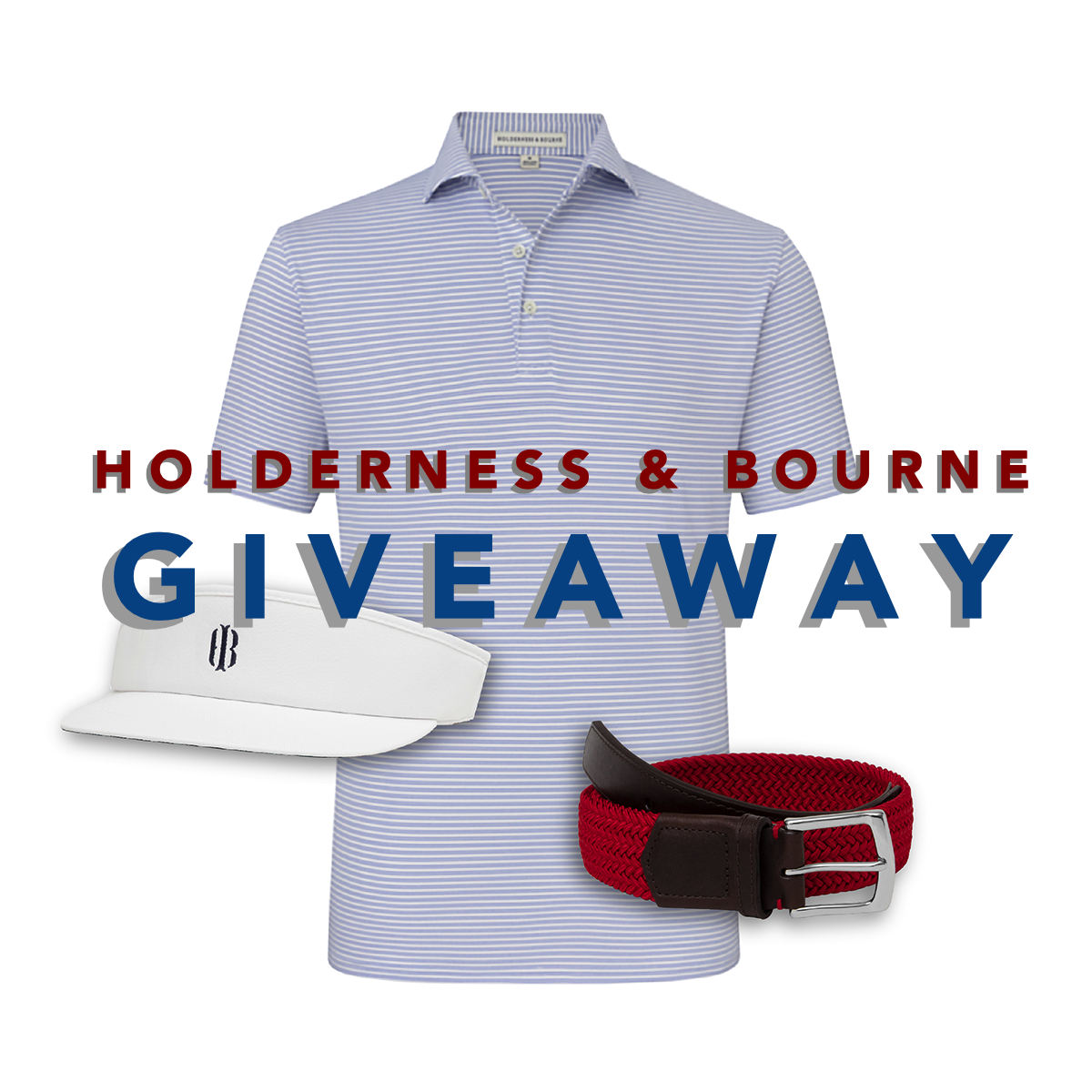 Holderness & Bourne X Red Clay Soul Father's Day Giveaway