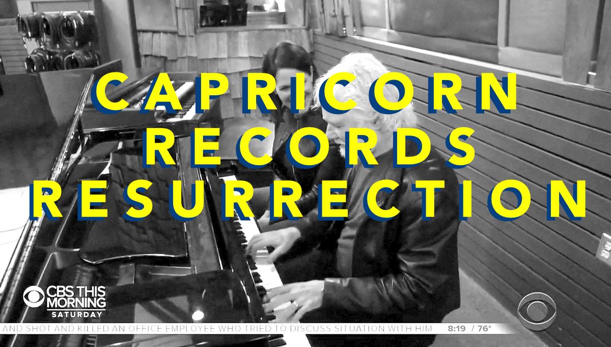 Capricorn Records Resurrection