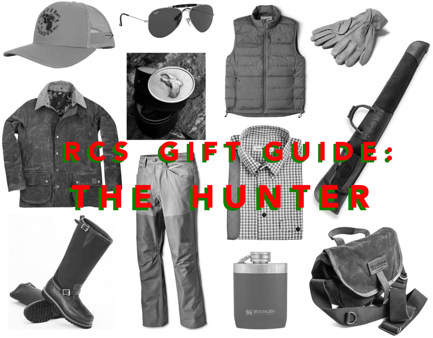 RCS Gift Guide #1: The Hunter