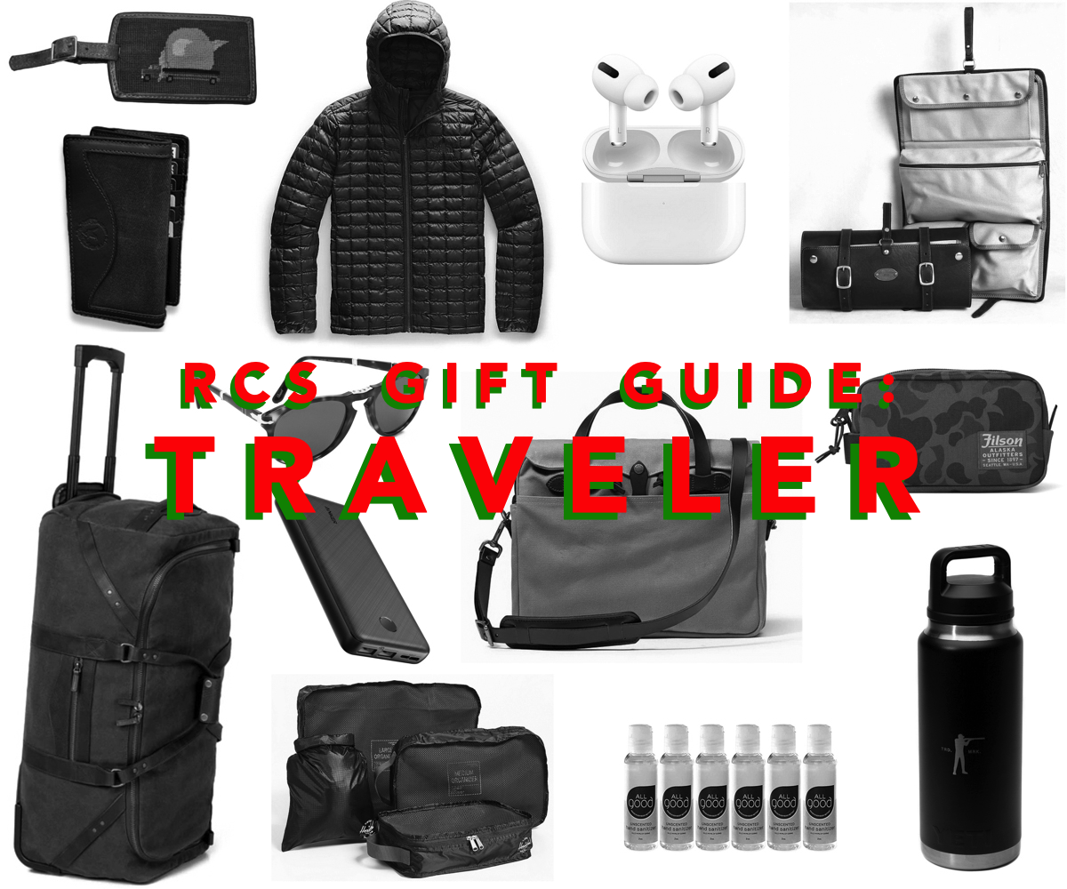 RCS Gift Guide #4: The Traveler