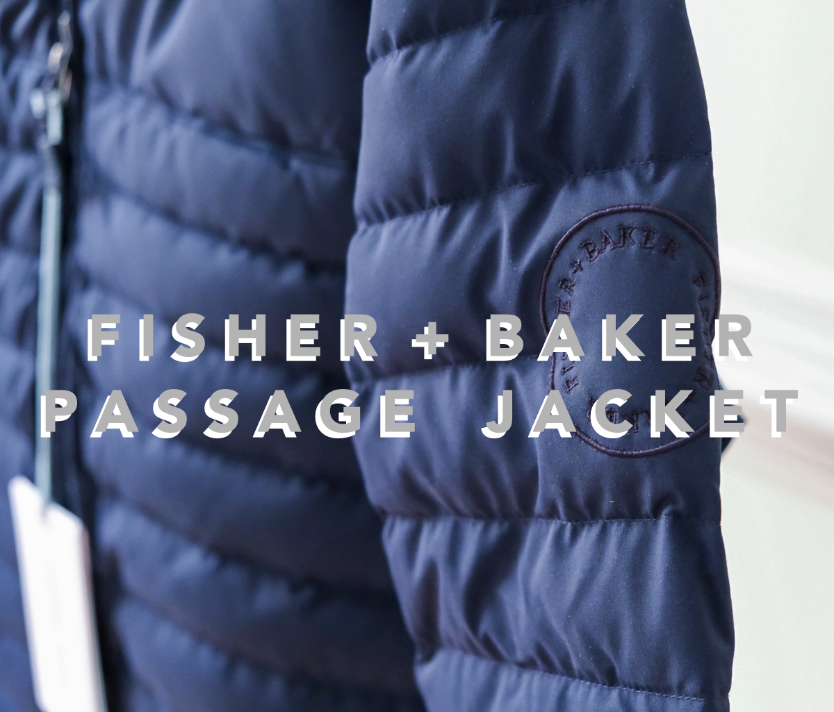 In Hand: The Fisher + Baker Passage Jacket